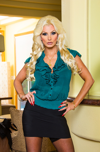 Pornstar Brittany Andrews - American videos by Naughty America