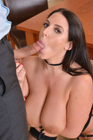 Angela White starring in Australianporn videos with 69 and Ball licking