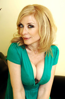 Nina Hartley starring in Co-workerporn videos with Big Ass and Big Fake Tits