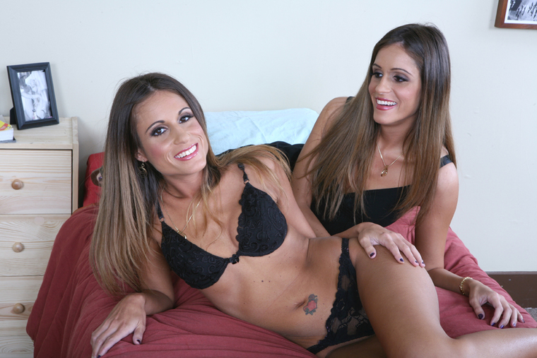 Having sex taylor twin sisters