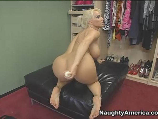 naughty Holly halston