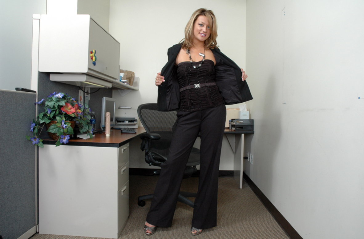 Watch Carmen McCarthy video in Live Naughty Secretary