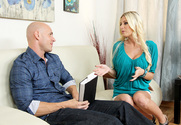 Riley Evans & Johnny Sins in My Dad's Hot Girlfriend