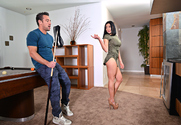 Audrey Bitoni & Johnny Castle in My Friend's Hot Girl
