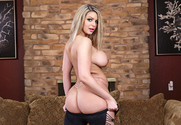 Brooklyn Chase & Johnny Castle & Seth Gamble in My Friend's Hot Girl