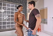 Chanell Heart & Ryan Driller in My Friend's Hot Girl