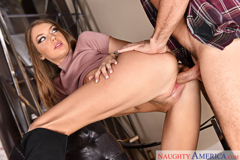 Elena Koshka fucking in the game room with her medium ass - Sex Position 3