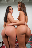 Gracie Glam starring in Friendporn videos with Ass smacking and Big Ass
