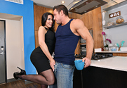 Rachel Starr & Johnny Castle in My Friend's Hot Girl