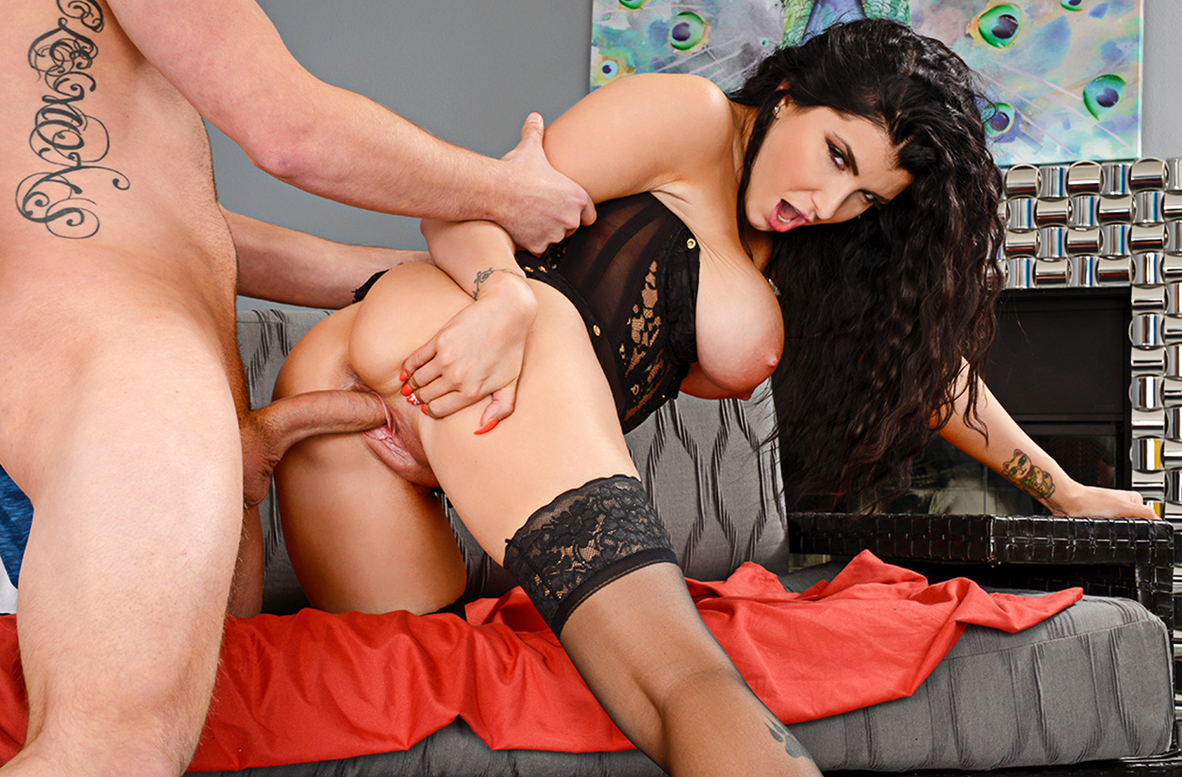 Watch Romi Rain and Van Wylde 4K video in My Friend's Hot Girl