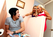 Diana Doll & Tanya Tate & Xander Corvus in My Friend's Hot Mom