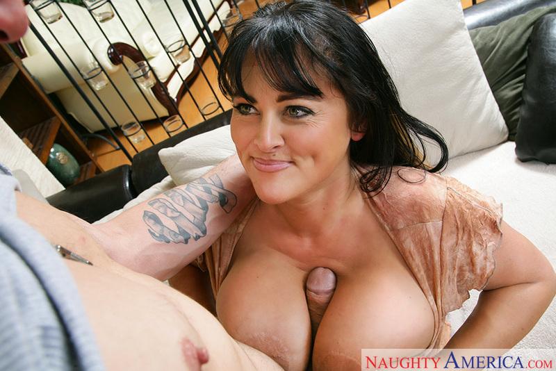friends mom big tits My