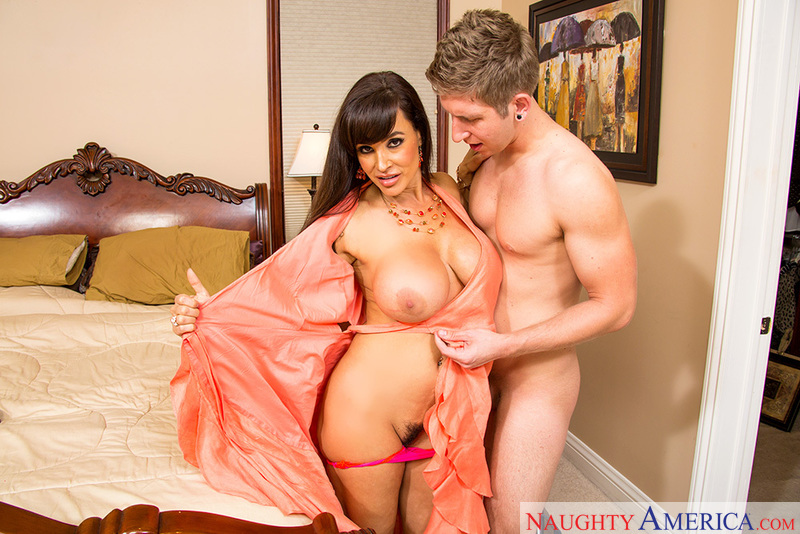 Lisa Ann Hot Sex