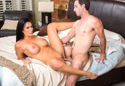 Reagan Foxx & Lucas Frost in My Friend's Hot Mom