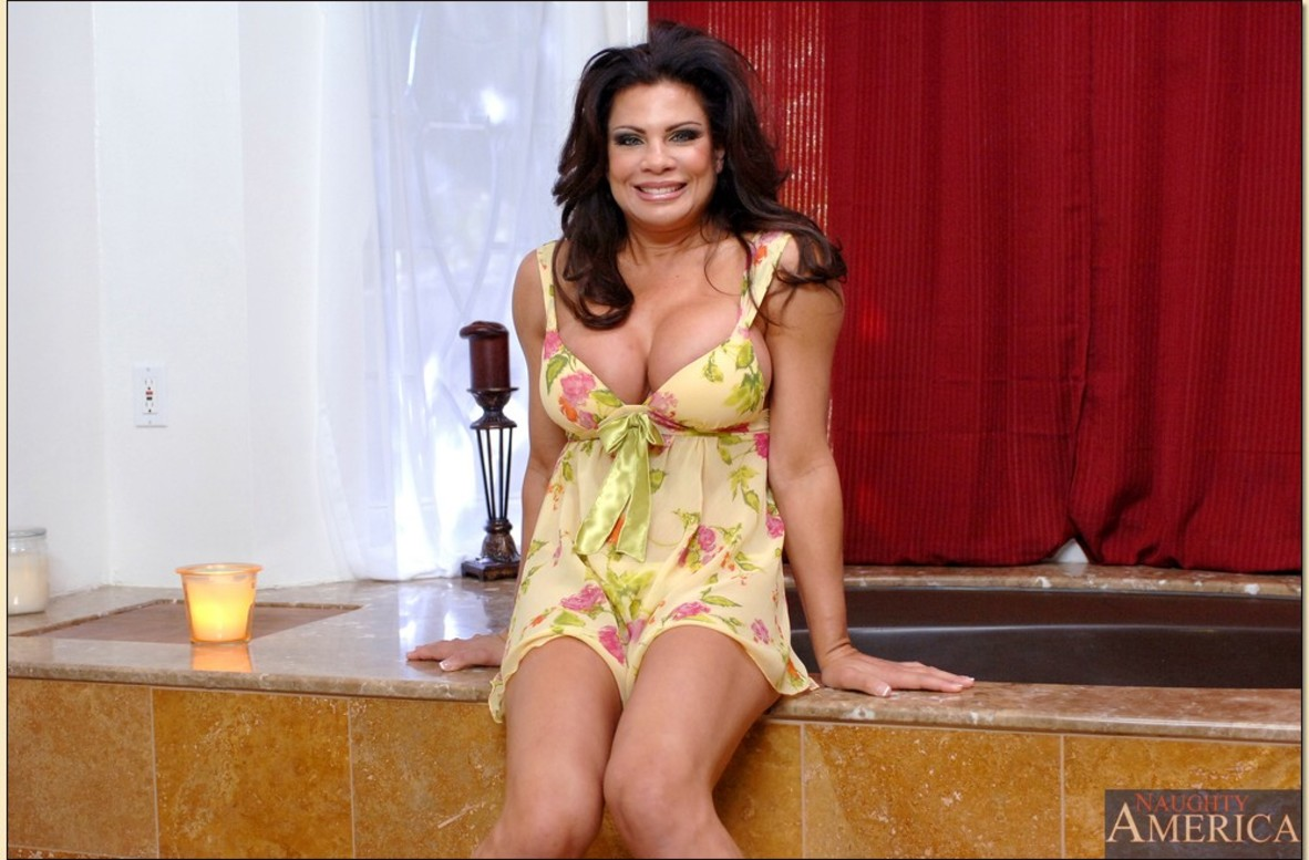 Watch Teri Weigel and Marcos Leon video in My Friend's Hot Mom