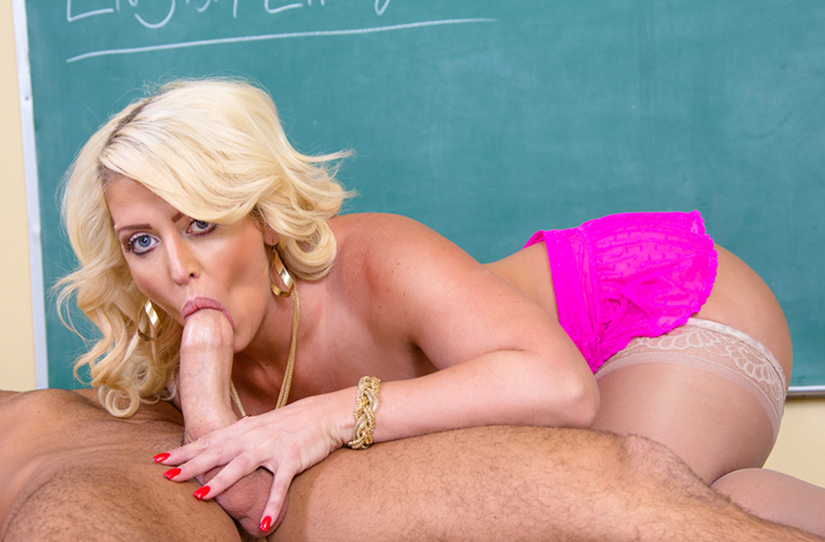 Watch Alura 'TNT' Jenson and Chad White 4K video in My First Sex Teacher