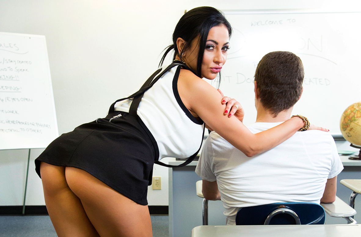 Audrey bitoni my first sex teacher