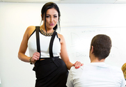 Audrey Bitoni & Xander Corvus in My First Sex Teacher