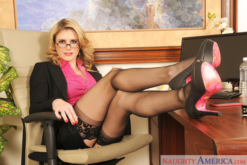 Naughty office my first sex teacher