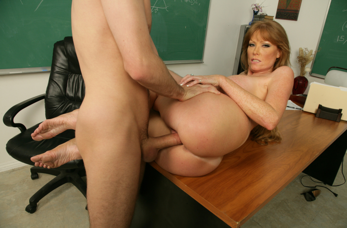 Watch Darla Crane and James Deen video in My First Sex Teacher