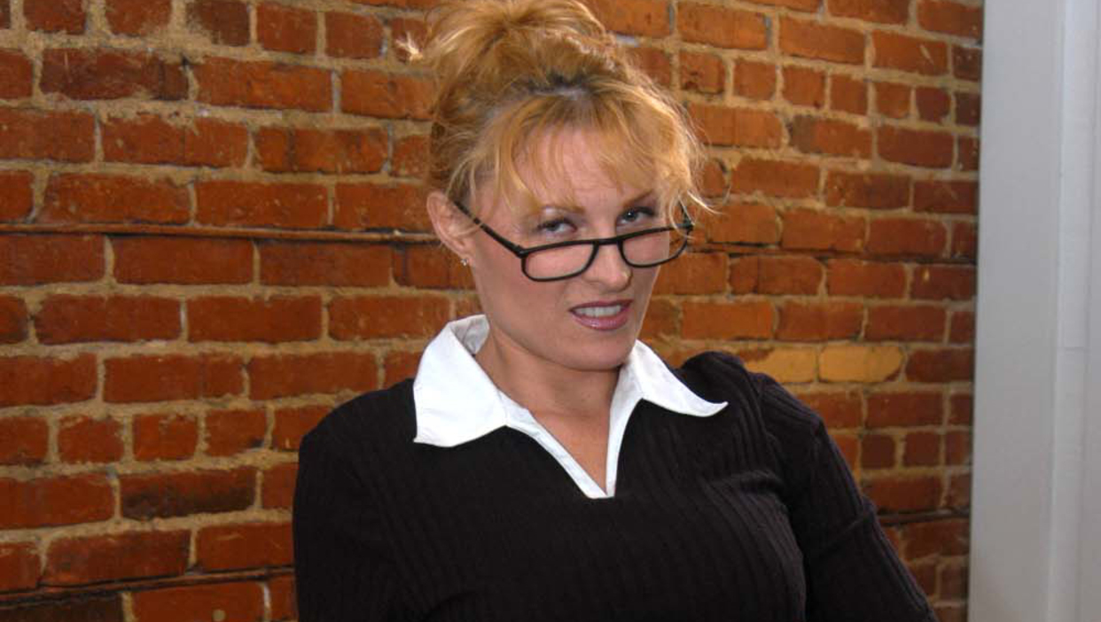 My first sex teacher mrs frost