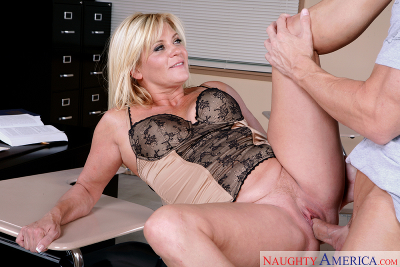 America ginger mature naughty