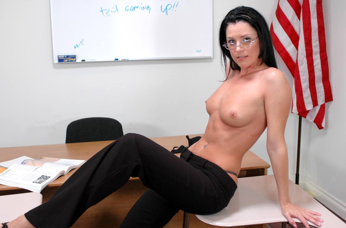 Watch India Summer video in My First Sex Teacher