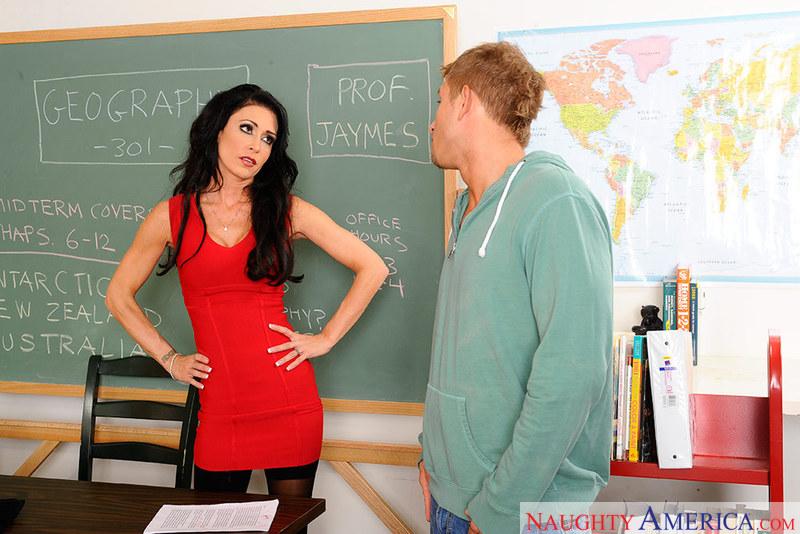 My first sex teacher jax