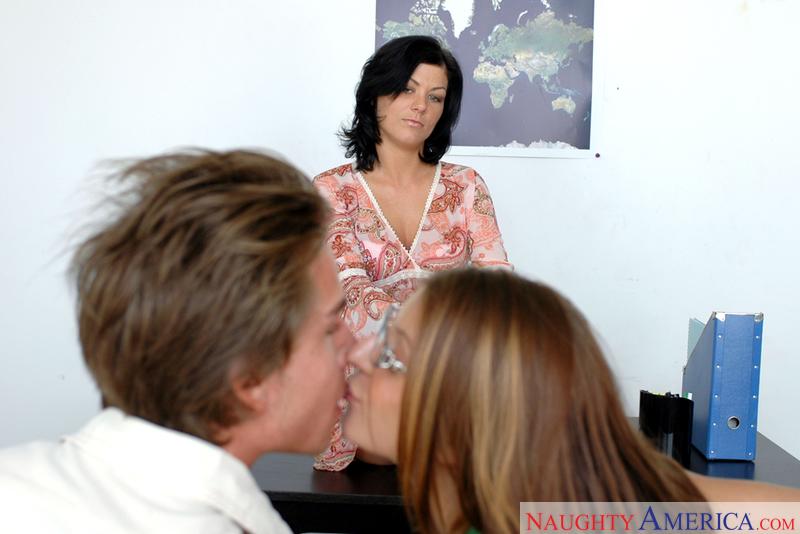 Mrs bond my first sex teacher