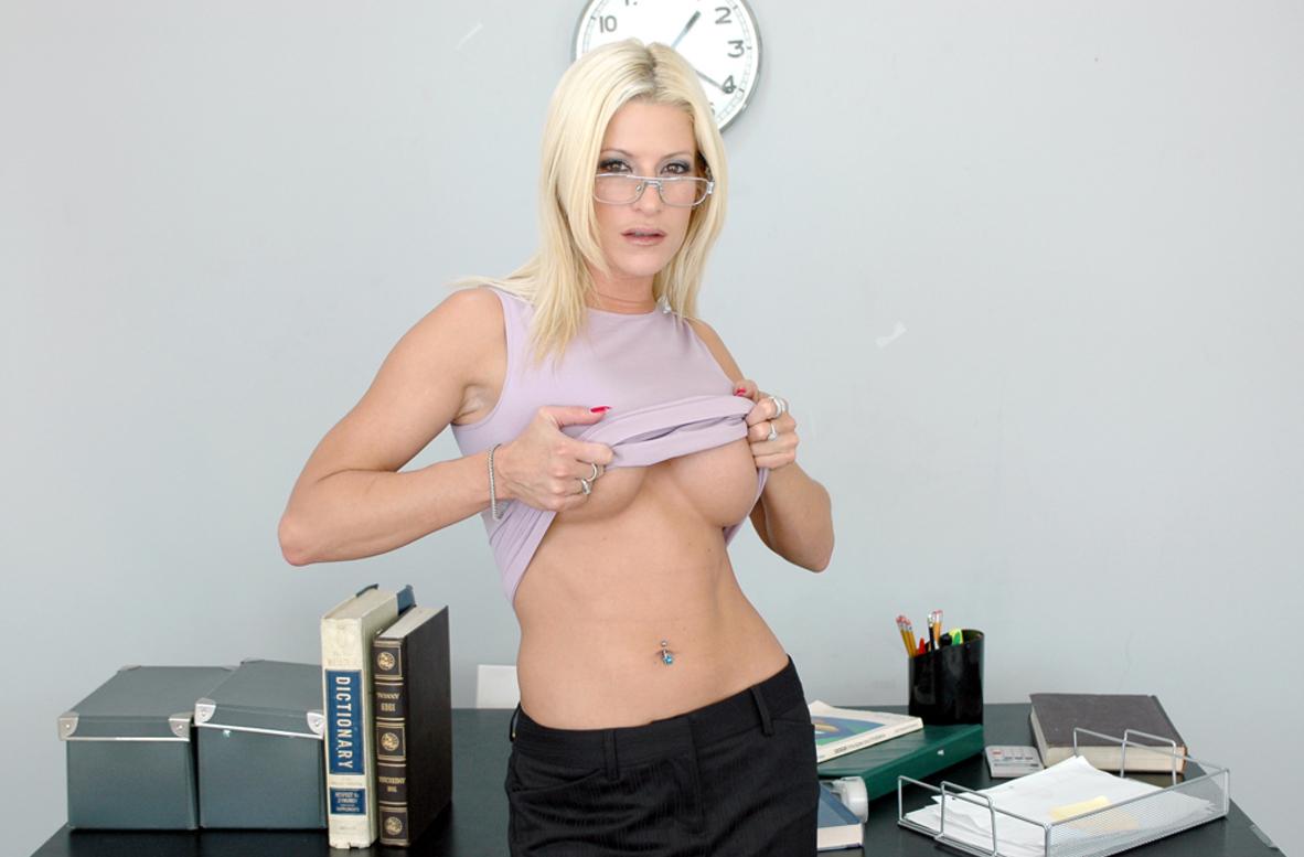 Mrs lauren kain my first sex teacher