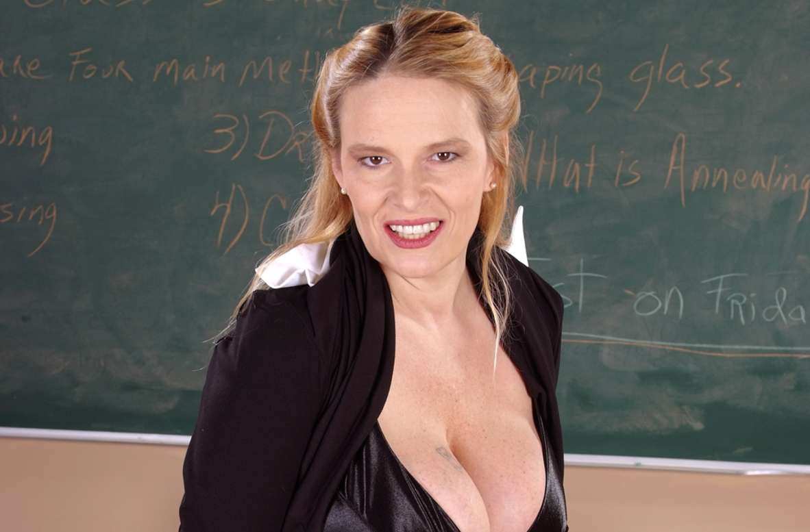 Watch Lynn LeMay and Danny Wylde video in My First Sex Teacher