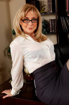 Nina Hartley starring in Professorporn videos with Big Ass and Big Dick