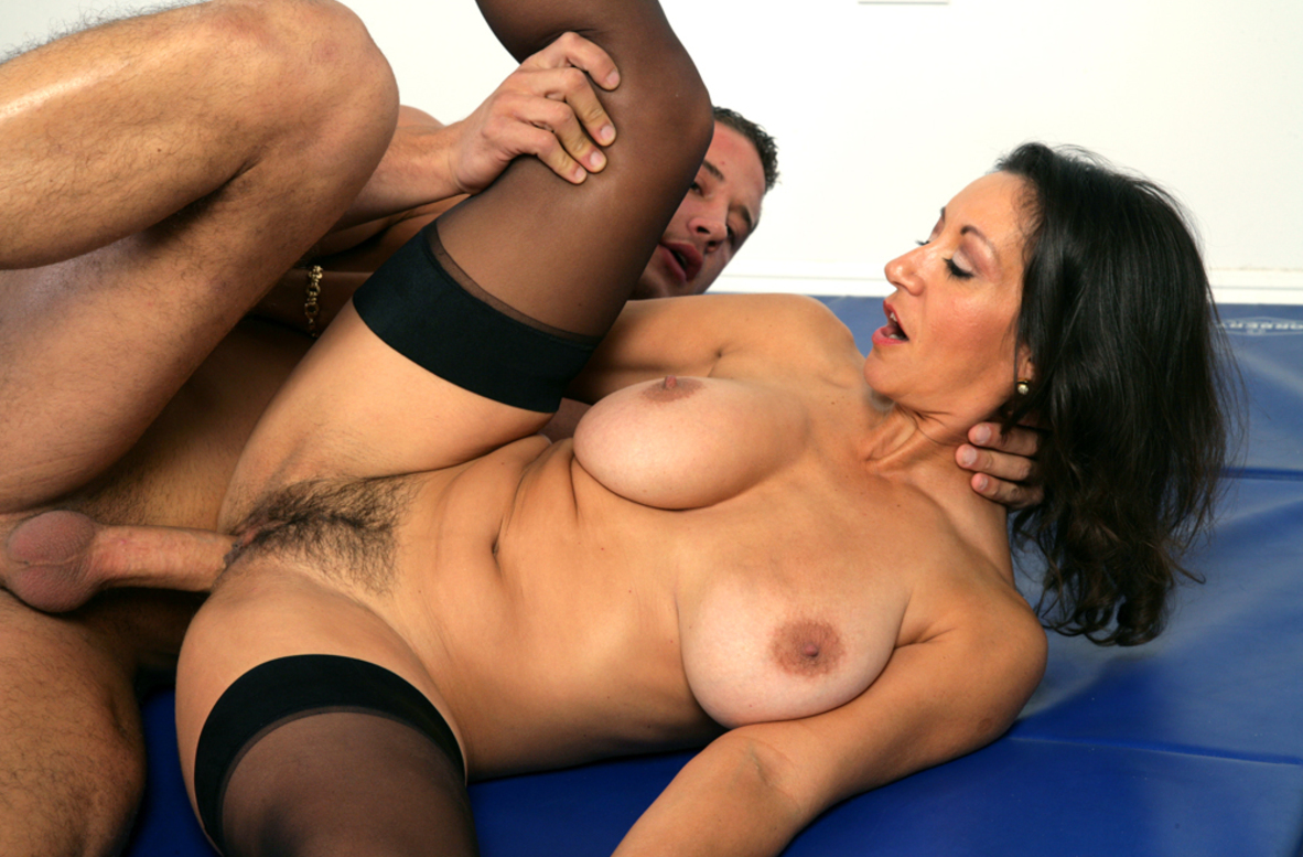 Watch Persia Monir and Danny Mountain video in My First Sex Teacher