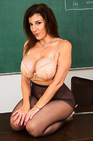 Sara Jay starring in Professorporn videos with American and Big Ass