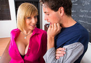 Sara Jay & Tyler Nixon in My First Sex Teacher
