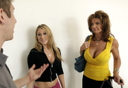 Deauxma & Danny Wylde in My Girlfriend's Busty Friend