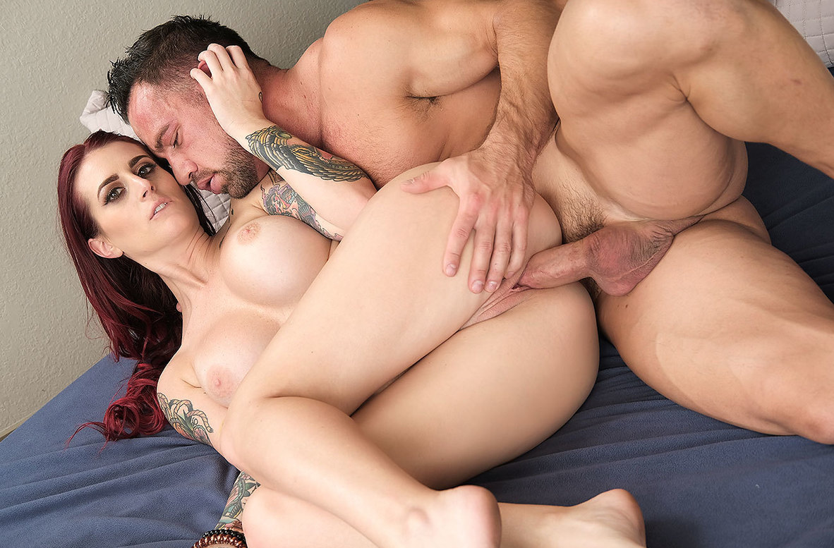 Watch Tana Lea and Johnny Castle 4K video in My Girlfriend's Busty Friend