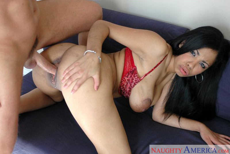 Naughty latin maid geena ginger