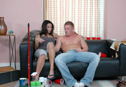 Jayna Oso & Jack Venice in My Naughty Latin Maid