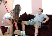 Kira Kums & Seth Dickens in My Naughty Latin Maid