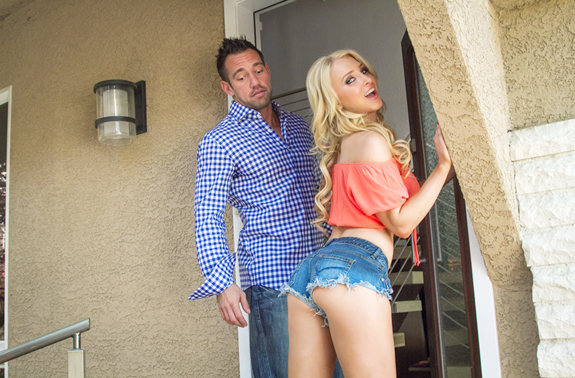 Watch Alix Lynx and Johnny Castle 4K video in My Sister's Hot Friend