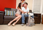 Ariana Marie & Seth Gamble in My Sister's Hot Friend