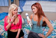 Eden Adams & Jayden Cole in My Sister's Hot Friend