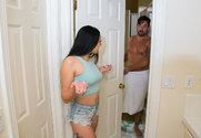 Megan Sage & Ryan Driller in My Sister's Hot Friend