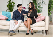 Ava Addams & Charles Dera in My Wife's Hot Friend