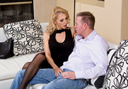 Alix Lynx & Mark Wood in Dirty Wives Club
