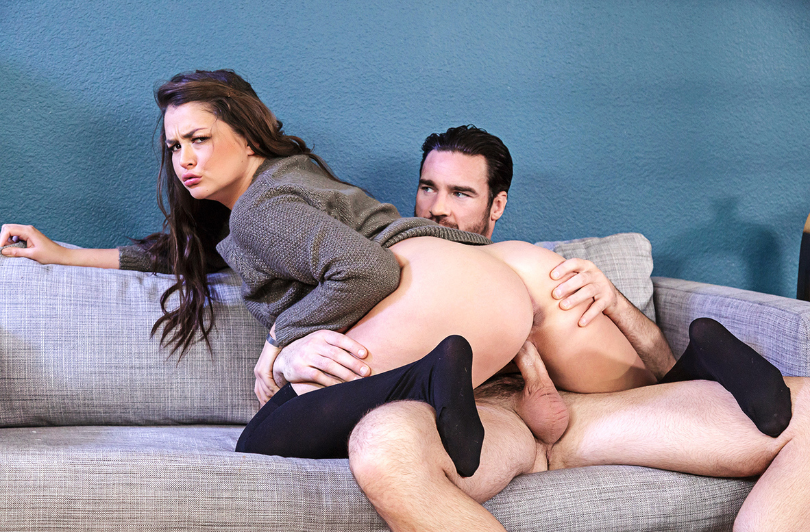 Watch Allie Haze and Charles Dera 4K video in Neighbor Affair
