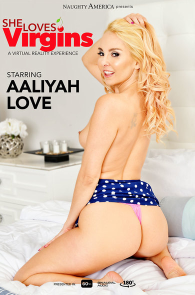 Watch Aaliyah Love enjoy some American and Ass smacking!
