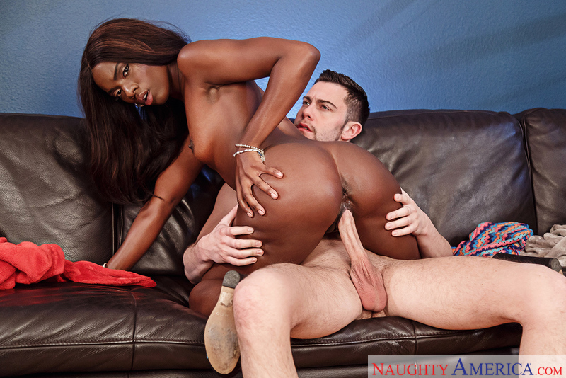 naughty america ebony