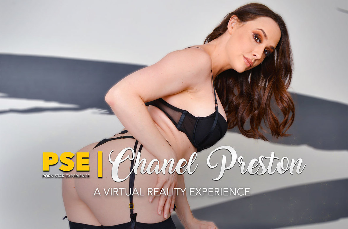 Watch Chanel Preston and Bambino VR video in Naughty America